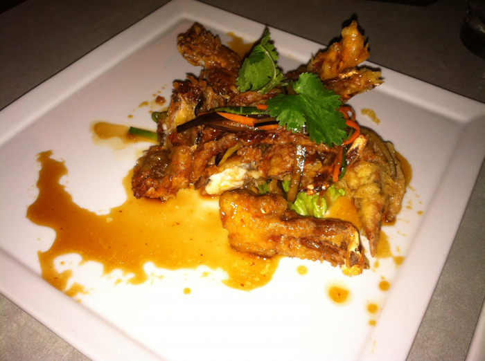 Takami Sushi Soft Shell Crab