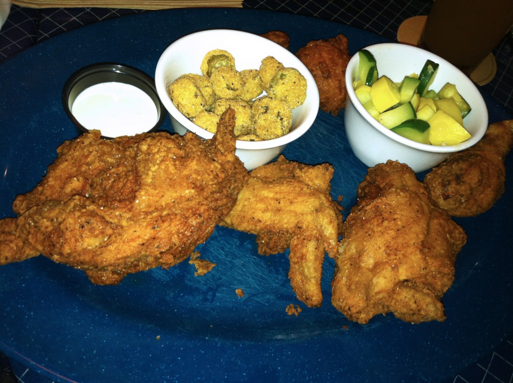 Johnny Rebs Southern Fried Chicken
