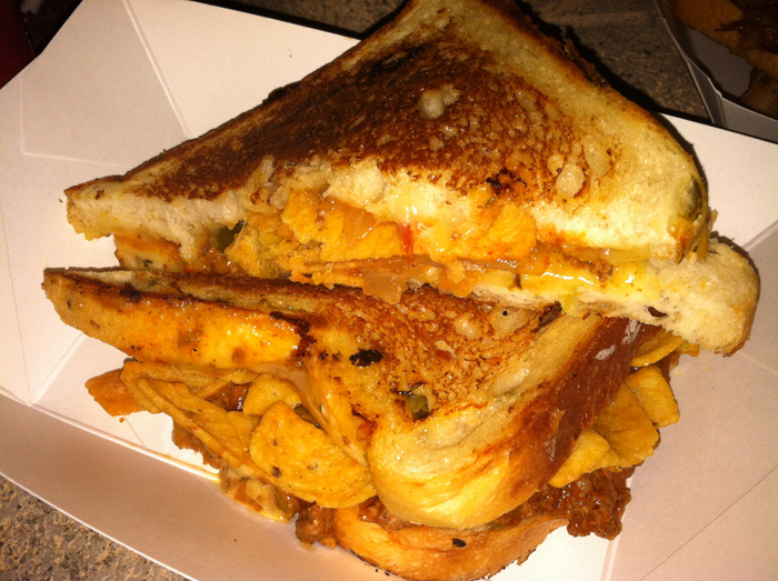 The grilled cheese truck pepperbelly melt