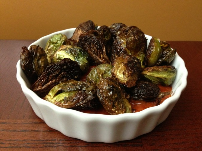 burt brussels sprouts