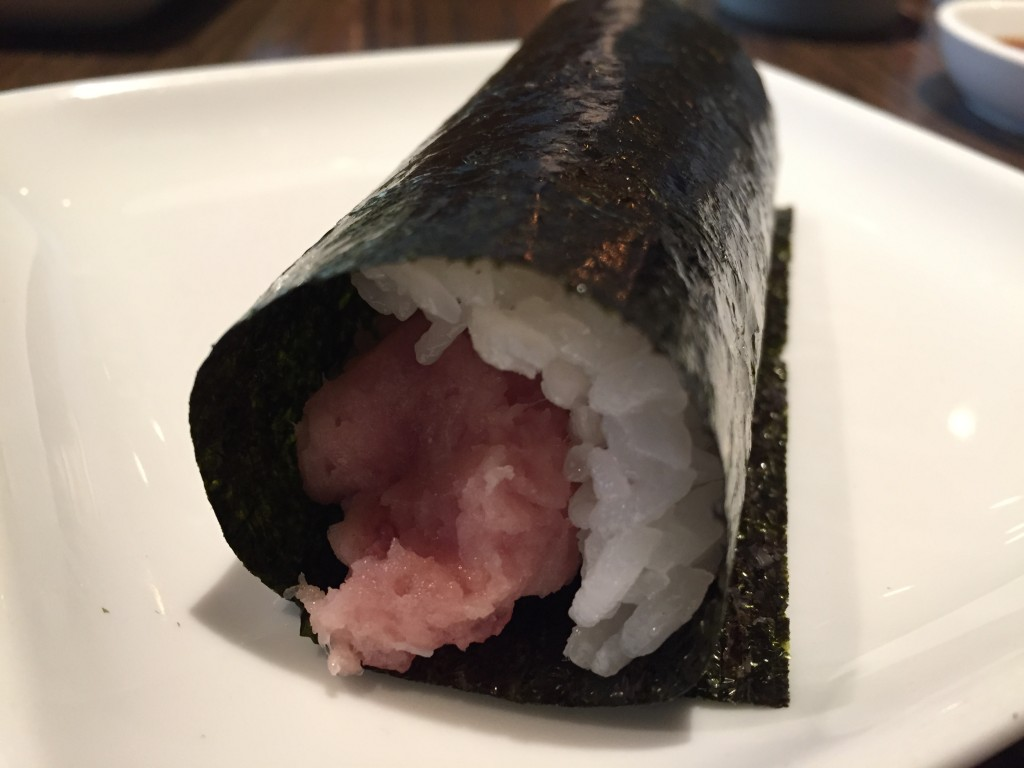 Sugarfish Toro Hand Roll
