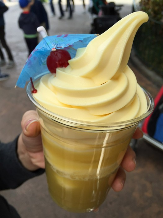 Disneyland Dole Whip Float