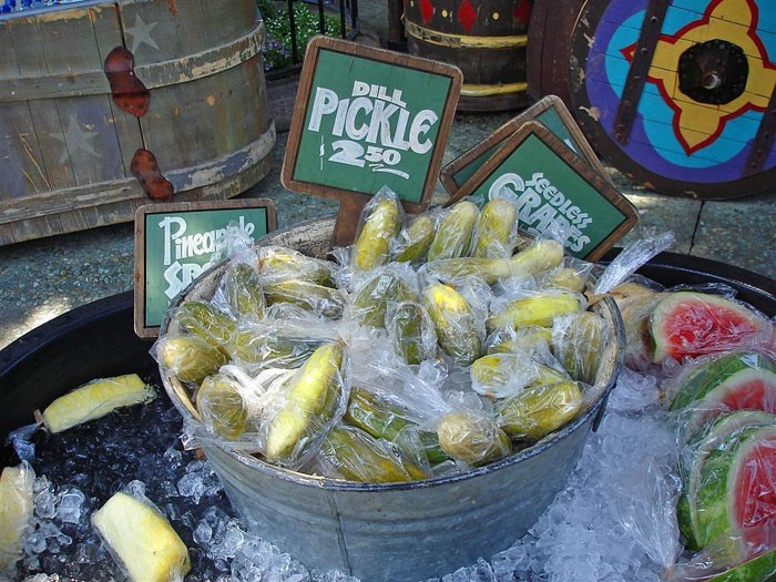 Disneyland Pickle