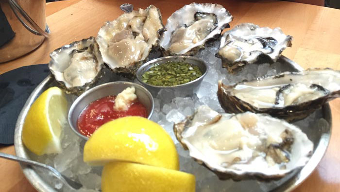 Picture of EMC Seafood and Raw Bar Oysters